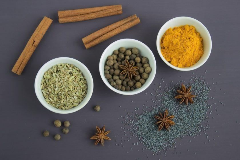 ricetta mix 5 spezie