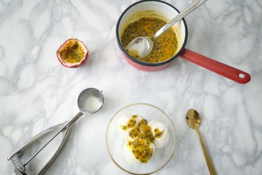 ricetta salsa di maracuja