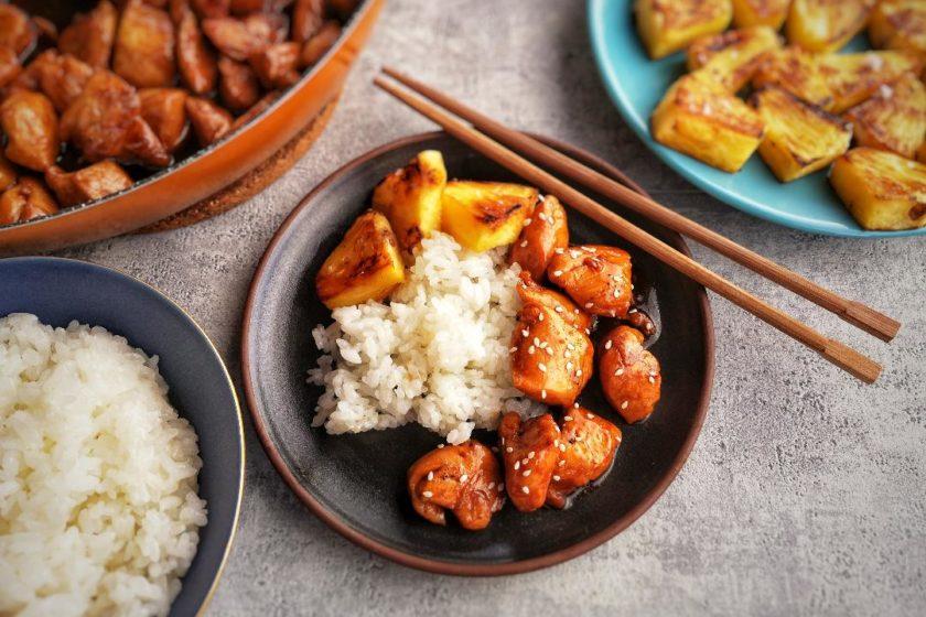 ricetta del pollo teriyaki