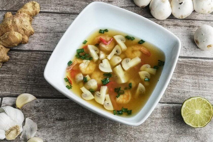 zuppa tom yum