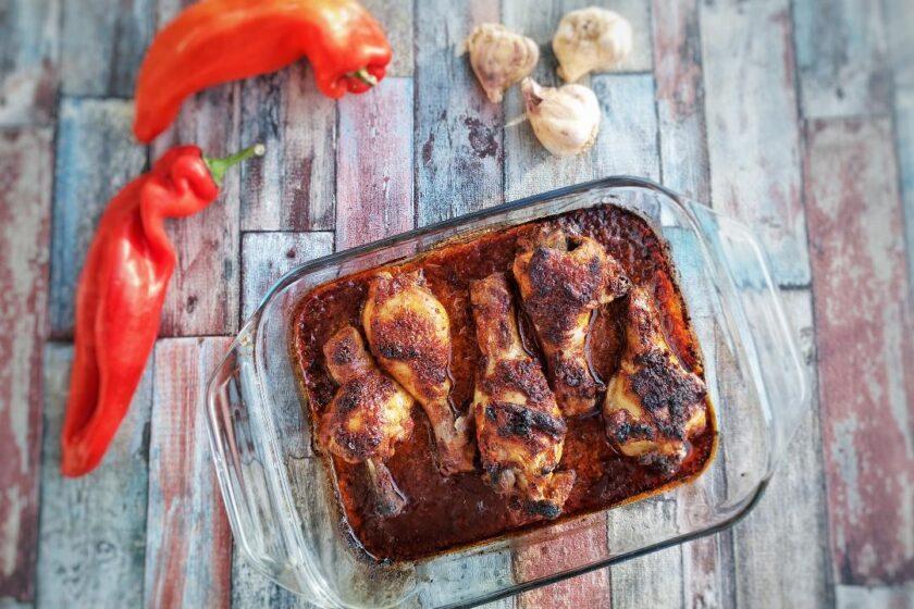ricetta peri peri chicken