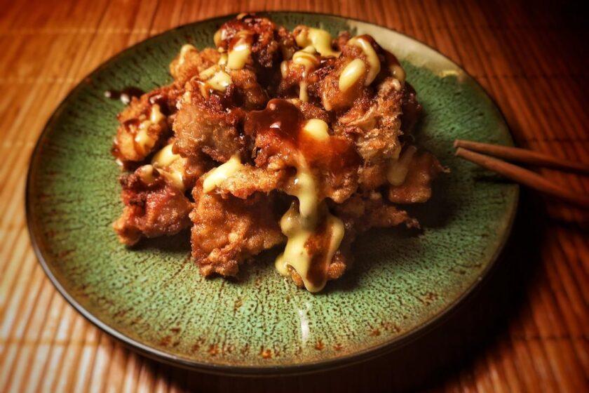 ricetta fritto karaage