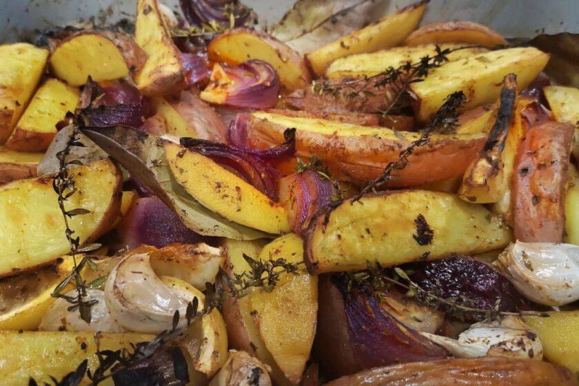 ricetta patate e cipolle