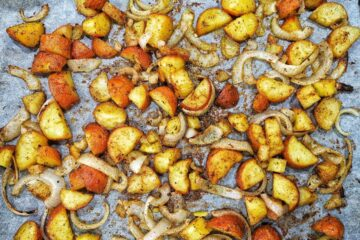 ricetta patate con old bay
