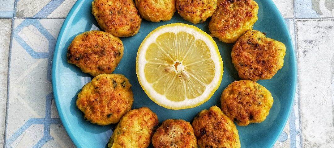 ricetta polpette di pesce